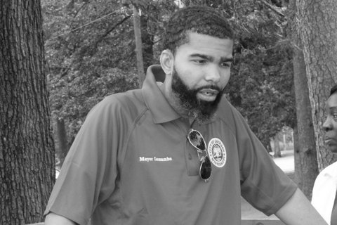 Chokwe A. Lumumba Mayor Of Jackson, Ms.
