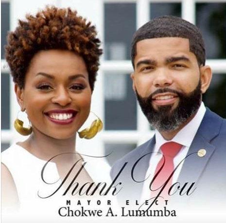 So Proud Of Mayor Of Jackson, Ms.