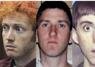 Violent White Males...