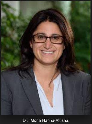 Dr. Mona Hanna-Attisha,