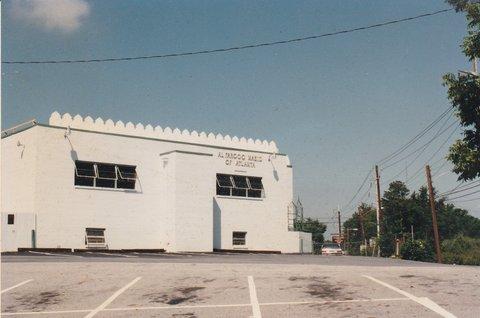 Al Farooq Masjid 1980