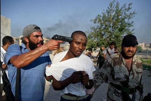 Libya Slave Trade 2017