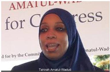 Tahirah Amatul-Wadud For U.S. Congress