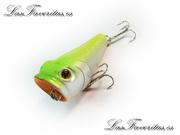 Nuevos modelos colores señuelos artificiales popper catalogo 2013 tienda de pesca online las favoritas envio 24 horas para pescar lubina lucio bass mar rio