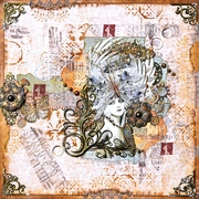 """Craft Hoarders Anonymous Challenge Blog  """"Who's The Boss"""" Challenge"""