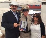 "Col. Harvey, Barney, and Mrs. ""Col. Harvey"""