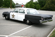 Ted Womack's Squad Car