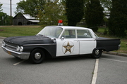 Ted Womack's Squad Car (photo 2)