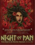 Night of Pan, first book of Oracle of Delphi Trilogy