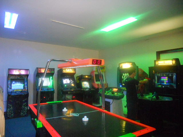 CALL CENTER GAMIFICATION RETRO ARCADE