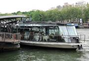 Bateaux Parisiens Lunch Cruise on the Seine