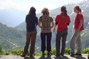 FURKA PASS (Looking at the Furka and Grimsel Passes)