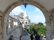 The famous Fisherman's Bastion