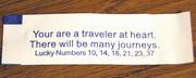 Untourist's fortune cookie DSC_8644