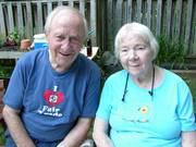 Hal & Norma Taussig (June 26, 2007) DSCN3288