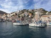 Harbor at Hydra