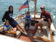 Cruising Buzzards Bay