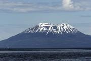 Mt Edgecumbe, Sitka Sound, Alaska