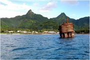 Avarua and the Union Steamship Company's 'Maitai' Boiler