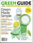 (The) GREEN GUIDE magazine & newsletter