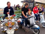 Brighton 2012 - trophy winners