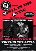 VINYL IN THE ATTIC - Saturday March 31st 2012