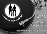 Vinyl Avengers card