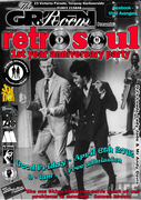 RETRO SOUL - Torquay's vinyl soul night - GOOD FRIDAY 6th April