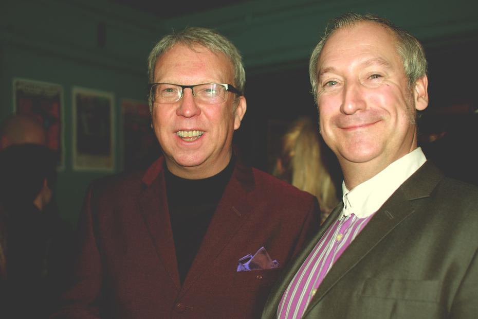 Gary & John