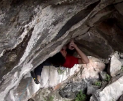 "Adam Ondra on ""Change"", the first 9b+"