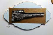 "Lady's Big Black Rifle""'"