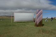 Moon Cuckoo - 1st Land Art Biennial Mongolia 2010