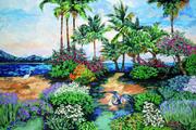 Florida painting by Sarah Dees web