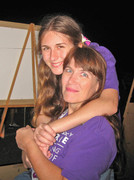 Sarah and Cari two web