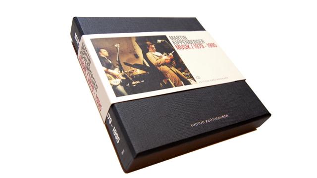 Martin Kippenberger - Musik 1979-1995