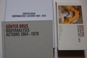 Günter Brus - Bodyanalysis/ Actions 1964-1970