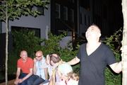 """""""Amigos em Berlim"""" Flauberto Artist Lives is Work in Berlin Germany"""