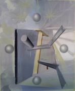 Untitled,65x45cm,acril/canvas,2010