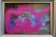 "Flauberto Artist- Berlin- Atelie Drawings "" Work in Progress"""