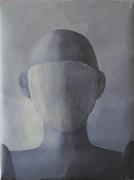 Melancholia, acril/canvas,40x30,2011