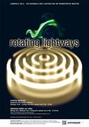 rotating lightways | luminale 2012 | 431art