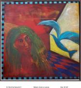 33 she & the flying bird