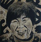 小岗村人系列人物之十六(90X91)2007-2009