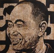 小岗村人系列人物之五(90X91)2007-2009