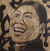小岗村人系列人物之六(90X91)2007-2009