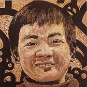 小岗村人系列人物之十一(90X91)2007-2009