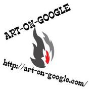ART-ON-GOOGLE.  http://art-on-google.com/