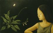 玉簪花August Lily