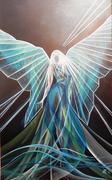 ANGEL (olio su tela 100x60) 2012