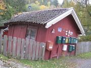 Nostalgia på Rustasaga i Østmarka:)